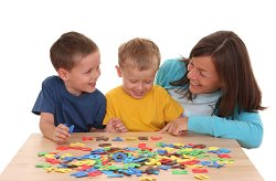 Family learning - playing and learning together